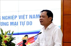越南农业争取新一代自由贸易协定带来的机会