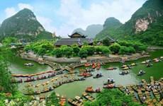 宁平省大力发展智慧旅游