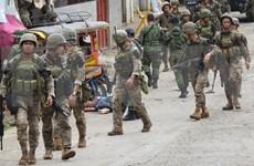 菲律宾发生自杀式爆炸事件  伤亡人数为16人