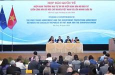 《越南与欧盟自由贸易协定》:越南政府将为企业获取经营机会创造便利条件