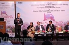越南在印度大力推动旅游形象