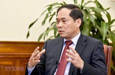 EVFTA为推动越南与欧盟关系迈上新台阶注入新动力