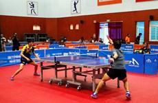 第四届越南永隆国际乒乓球锦标赛: 中国广西一队夺得团体夺冠