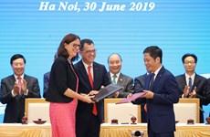 越欧自贸协定:为企业参与全球价值链敞开大门