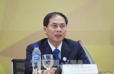 外交部副部长裴青山: 越南为G20峰会做出积极贡献