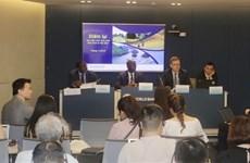 世行:越南要通过所签署的各项协定加强融入国际贸易