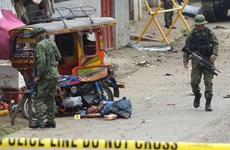 菲律宾一名枪手是该国南部上周爆炸案嫌疑人