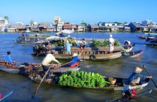 2019年盖朗水上集市文化旅游节将于本周末举行
