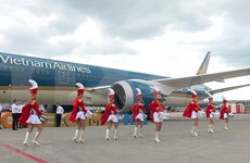 越航正式开通飞往莫斯科谢列梅捷沃国际机场的航线