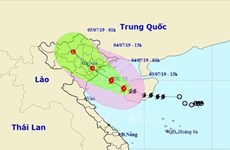 """越南农业与农村发展部部长阮春强:积极采取有效措施 全力应对台风""""木恩"""""""