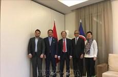 越南圆满完成马德里东盟委员会轮值主席国任期