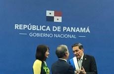 巴拿马希望学习借鉴越南经济社会发展经验
