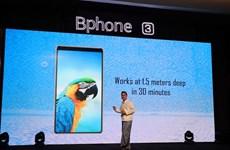 越南Bkav集团Bphone 3智能手机正式亮相缅甸