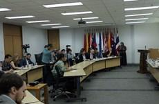 """""""东盟在印太地区扮演的角色""""新闻发布会在印度尼西亚举行"""