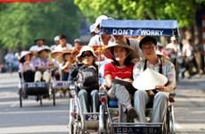 亚洲游客占越南接待游客的比例最高