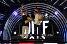 2019年岘港国际烟花节:芬兰队夺得冠军
