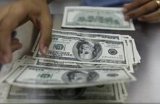 7月8日越盾兑美元中心汇率上涨12越盾