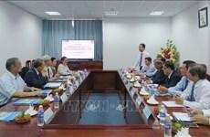 芹苴市加强与中国台湾教育领域的合作