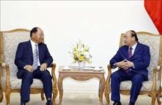 越南将派遣资深专家直接帮助老挝加强内政建设