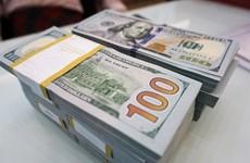 7月10日越盾对美元汇率中间价上调1越盾