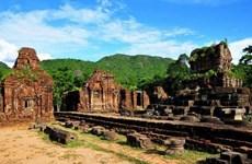 越南增强对美山世界文化遗产的修缮工作