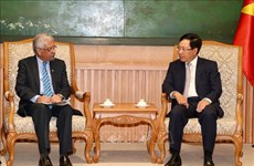 越南政府认清外国援助资金到位情况并积极采取推进措施