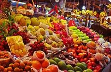 泰国加大对中国的水果和蔬菜出口力度