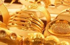 越南黄金价格突破3900万越盾