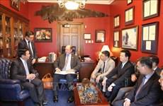 越南与美国加强全面伙伴关系