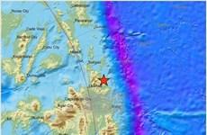 菲律宾南部发生5.8级地震 造成多人受伤