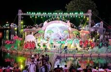 同塔省文化旅游周活动参观人数达60万人次