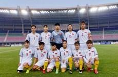 FIFA女足排名:越南女足世界第35  位列东南亚首位