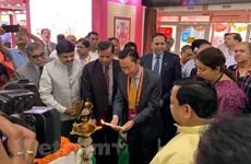 越南参加第七届印度国际丝绸博览会