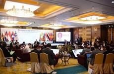 泰国为东盟外长会议作出积极准备
