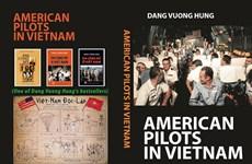 《在越南的美国飞行员》英文版书籍正式发行