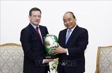 法国大使:法越关系丰厚的底蕴是两国的无价之宝