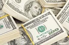 7月17日越盾对美元汇率中间价上调6越盾