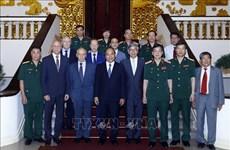 越俄两国专家保持密切配合 做好胡志明主席遗体保护工作