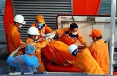 NA 95899 TS号渔船沉没事件:发现两具疑似失踪者遗体