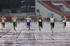 第26届胡志明市国际田径公开赛开幕    国内外55名运动员参赛