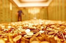 7月19日越南黄金价格超过4000万越盾