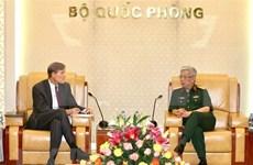 越南与美国加强有关消除战后有毒化学品危害的合作