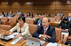 越南积极参加国际贸易活动调整规定建设进程