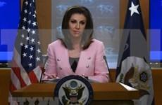 美国反对中国阻碍东海石油开采活动