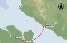印尼杜迈-马来西亚马六甲渡轮航线拟于2020年投运
