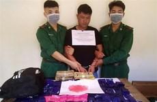 涉嫌跨境贩毒案犯罪头目被捕