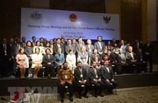 越南希望巴厘进程强化在促进全球和地区合作机制互联互通中的作用
