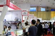 系列国际工业专题展即将在胡志明市开展