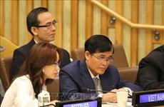 越南分享落实千年发展目标的经验