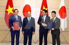 日本驻越大使馆提供有关特定技能签证的新在留资格制度相关信息